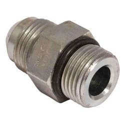 Niplu - Adaptor hidraulic drept JIC - JIC - 7614