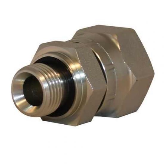 Niplu - Adaptor hidraulic drept ORFS – GAZ 7765