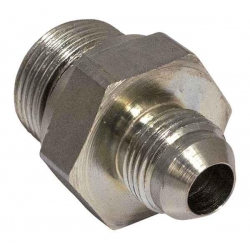 Niplu - Adaptor hidraulic drept JIC - GAZ 7613