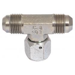 Niplu - Adaptor hidraulic tip cot orientabil 90° JIC – GAZ 7622