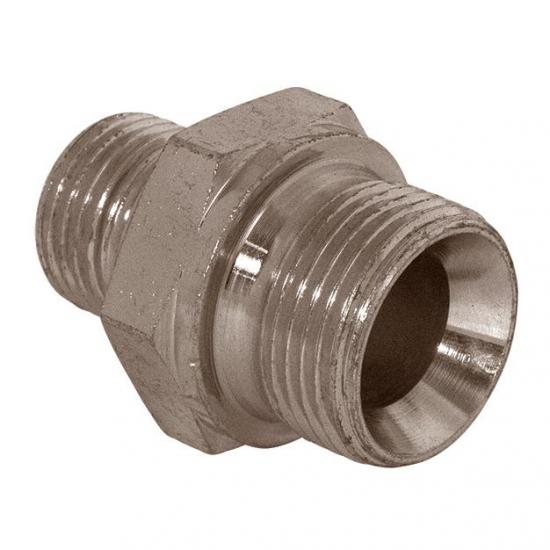 Niplu - Adaptor hidraulic drept inegal GAZ - 7002