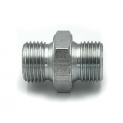 Niplu - Adaptor hidraulic drept egal GAZ - 7002