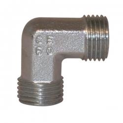 Niplu - Adaptor hidraulic tip cot 90° METRIC - METRIC corp S - 6542