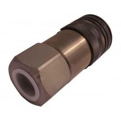 """Cuplă rapidă hidraulică 1/2"""" INOX - mamă - 5552"""