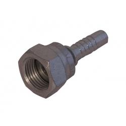 Fiting hidraulic drept GAZ - mamă - 4209