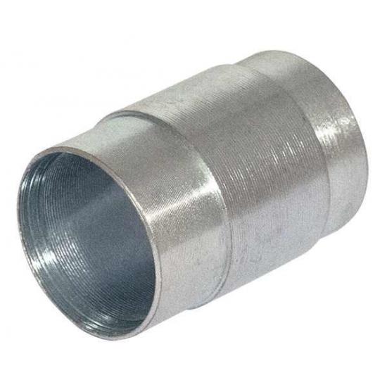 Bucșă din INOX pentru furtun P.T.F.E/Teflon corugat - 4200