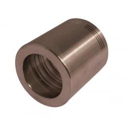 Bucșă din INOX pentru furtun hidraulic 2SN - 4200