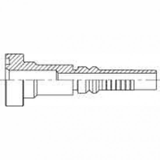 Fiting hidraulic INTERLOCK - Supercat -  4463