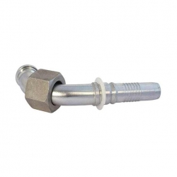 Fiting hidraulic Interlock tip cot 90 ° ORFS - mamă - 4491
