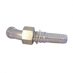 Fiting hidraulic Interlock tip cot 45 ° ORFS - mamă - 4492