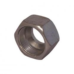 Piulita L filet METRIC pentru inel taietor - 6150