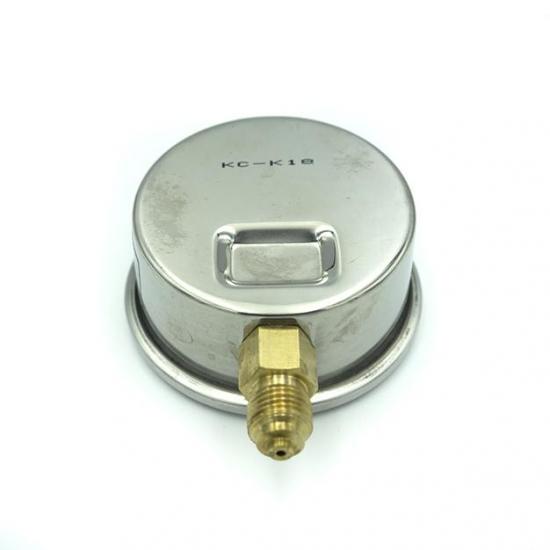 Manometru hidraulic conexiune GAZ jos - 8360