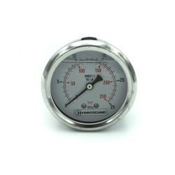 Manometru hidraulic conexiune GAZ spate - 8360