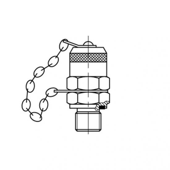 Punct de masurare presiune METRIC - 8301