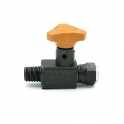 Robinet la 90° pentru protectia manometrului GAZ - ES180
