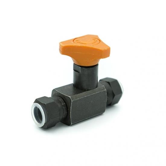 Robinet la 90° pentru protectia manometrului GAZ - ES18G