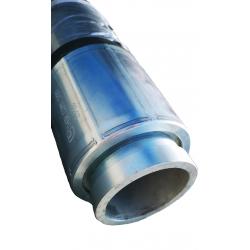 "Furtun pompa beton sertizat cu cuple Victaulic 3"" L-5 ML"